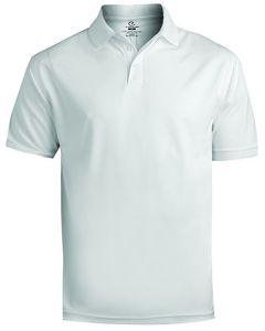 Men's Flat-Knit Polo