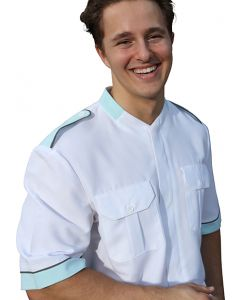 Performance Contoured Jack Valet Shirt - Bellman Uniforms