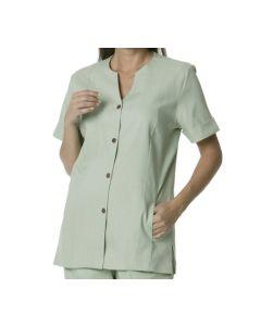 Female V Crew Spa Tunic - Hotel Uniforms