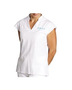 Female Minju Cap Sleeve Tunic - Hotel Uniforms
