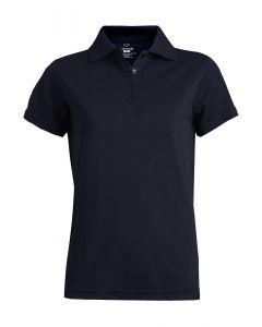 Ladies Cotton Pique Polo