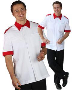 Bellman Doorman Uniform - Inset Valet Shirt  - Bellman Uniforms