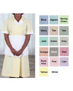 Pincord Dress - Housekeeping Uniforms