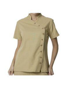 Female Taipei Spa Tunic - Hotel Uniforms