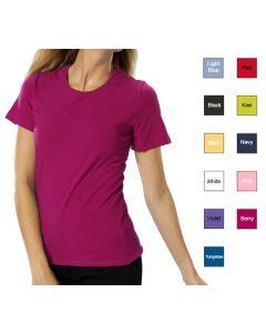 Female Jewel Neck T-Shirt -  Hotel Uniforms