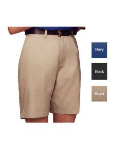 Female Flat Front Shorts - Hotel Uniforms
