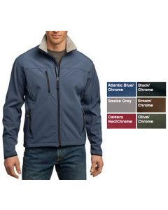 Men's Soft Shell Jacket - Hotel Uniforms