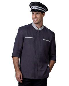 Mandarin Jacket 3/4 sleeve