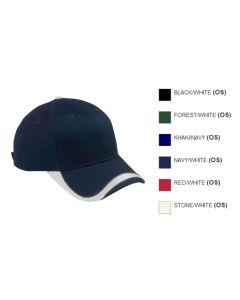 Sport Wave Baseball Cap - Valet Uniforms