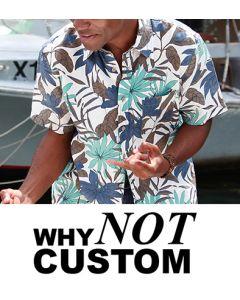 Custom made Camp Shirts - Hotel Uniforms
