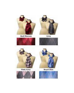 Argyle Scarves - Hotel Uniforms