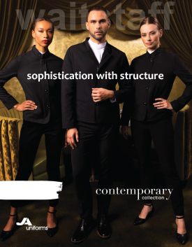 Contemporary Waitstaff Collection
