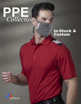 J.A. Uniforms PPE Mask Collection