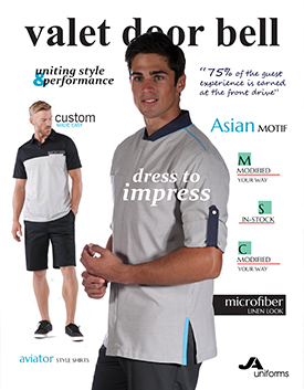 J.A. Uniforms The Valet/Door/Bell Catalog