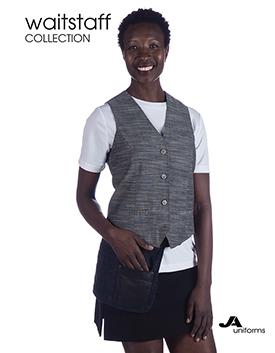 J.A. Uniforms Waitstaff Catalog