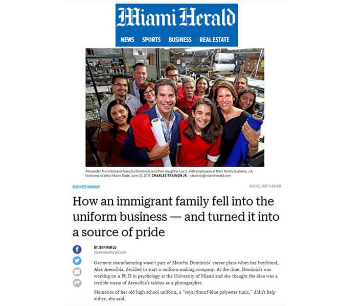 Miami Herald Business Monday